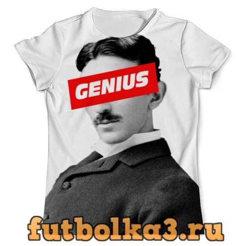 Футболка Серия Тесла мужская