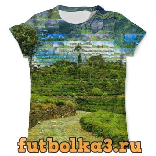 Футболка Шри-Ланка мужская