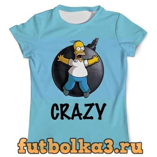 Футболка Симпсоны мужская