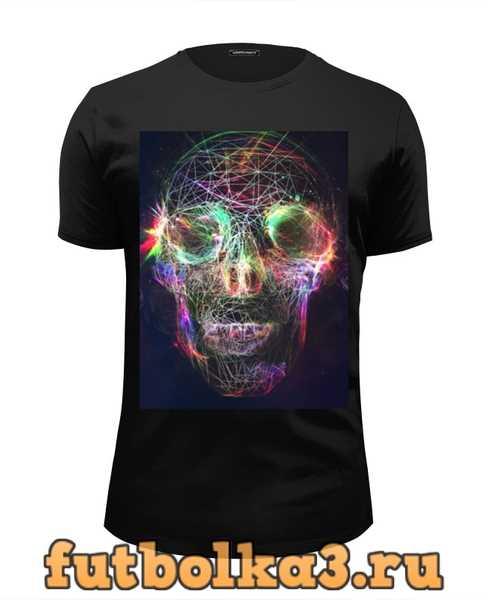 Футболка Skull - 17 мужская