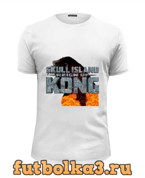 Футболка Skull Island мужская