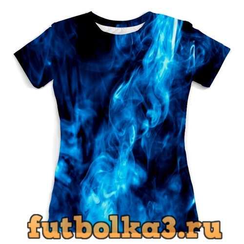 Футболка Smoke женская