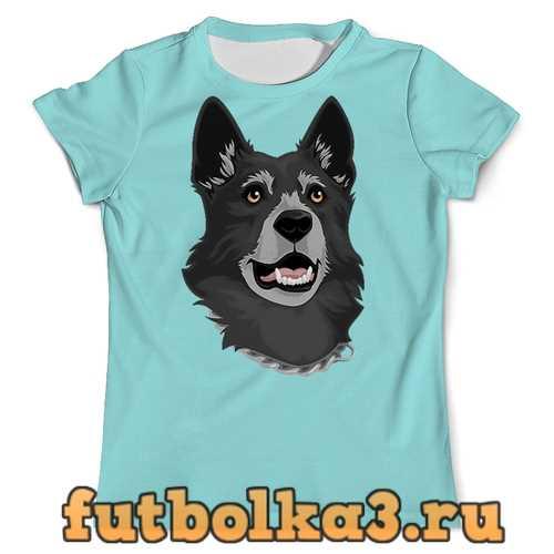Футболка Собакин мужская