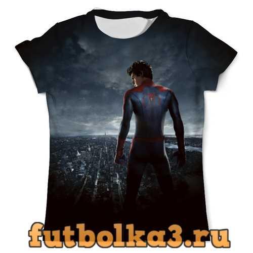 Футболка Spider-Man мужская