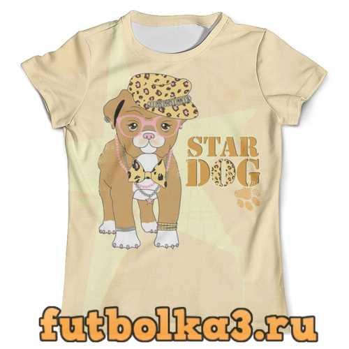 Футболка Star Dog мужская