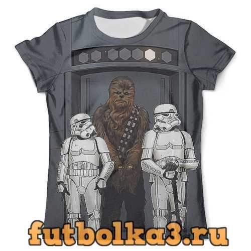 Футболка Star wars (1) мужская