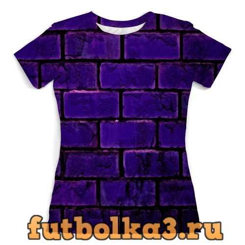 Футболка Стена женская