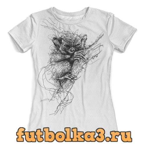 Футболка Tarsier женская