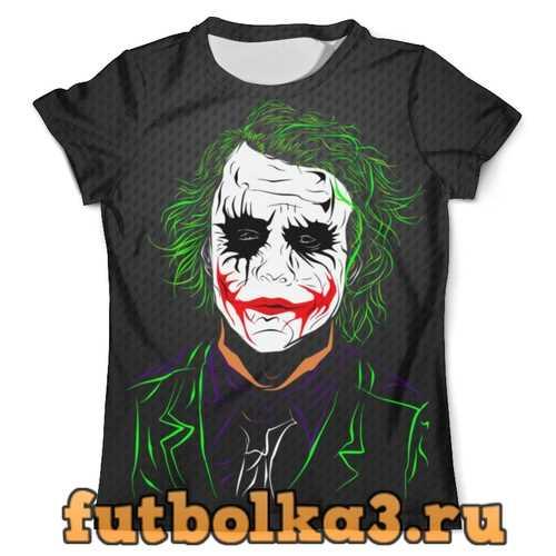 Футболка The Joker мужская