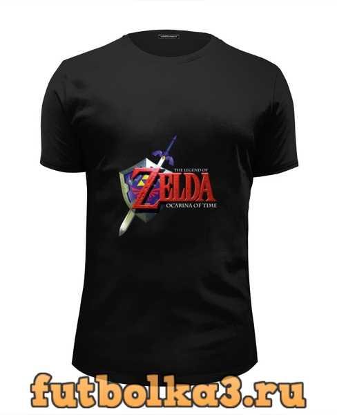 Футболка The Legend Of Zelda мужская