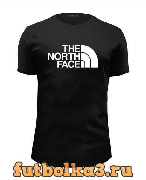 Футболка The North Face(две стороны) мужская