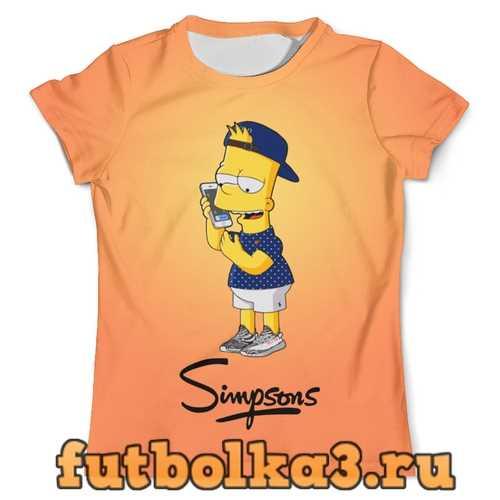 Футболка The Simpsons мужская