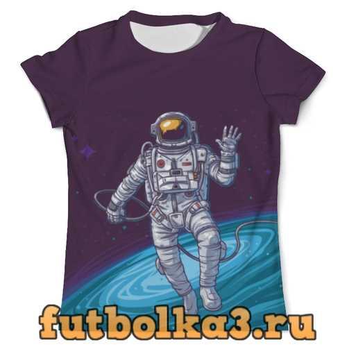 Футболка The Spaceway Travel мужская