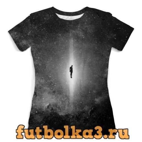 Футболка The Spaceway женская