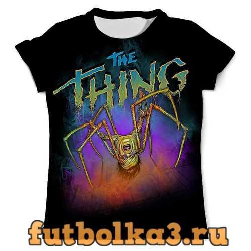 Футболка The Thing мужская