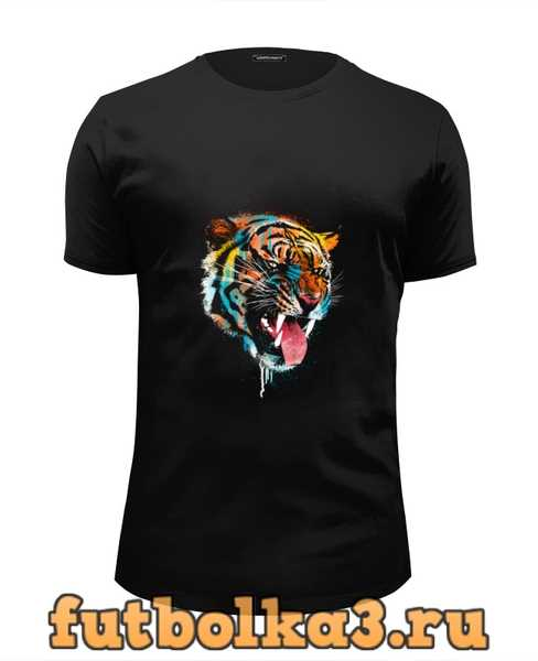 Футболка Tiger мужская