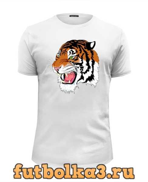 Футболка Тигр мужская