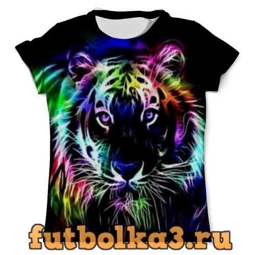 Футболка Тигра мужская