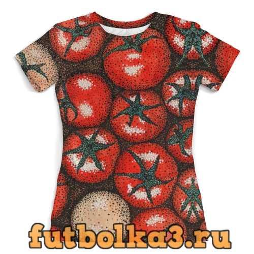 Футболка Томато женская