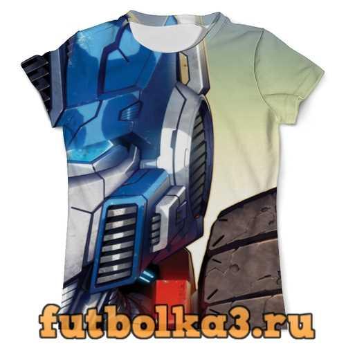 Футболка Transformers мужская