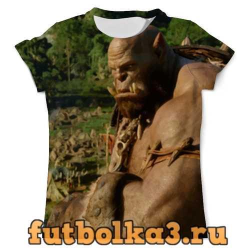 Футболка Варкрафт мужская
