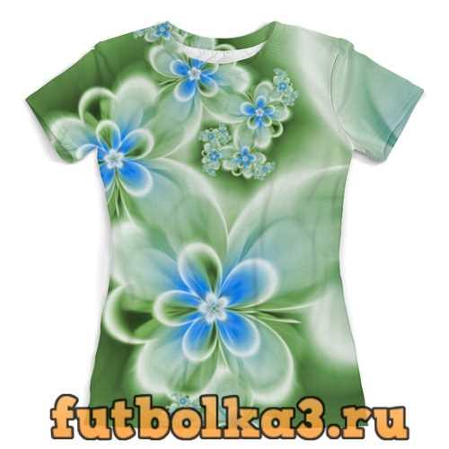 Футболка весна женская