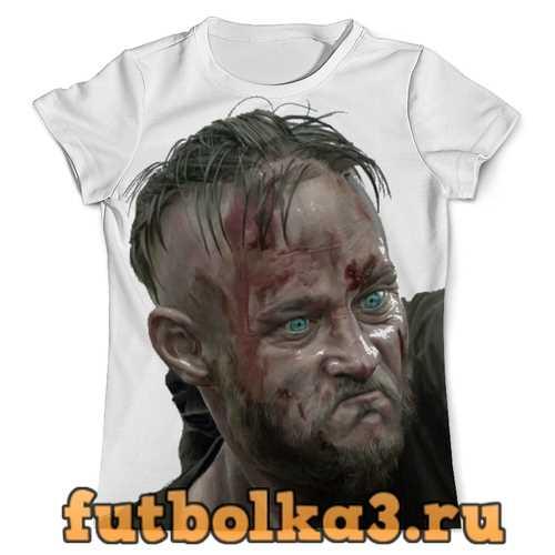 Футболка Викинг: Рагнар мужская