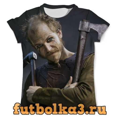 Футболка Викинги: Локи мужская
