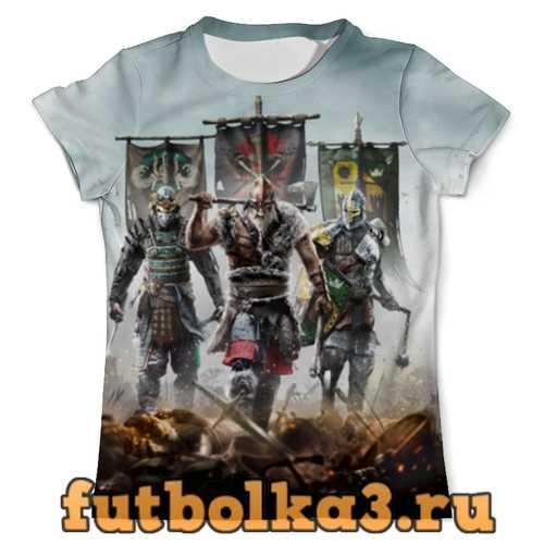 Футболка Викинги мужская