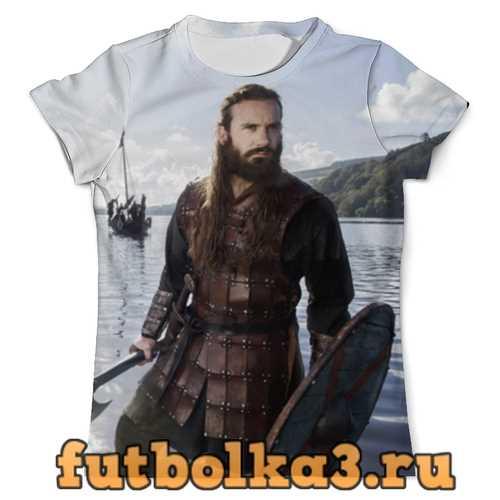 Футболка Vikings мужская