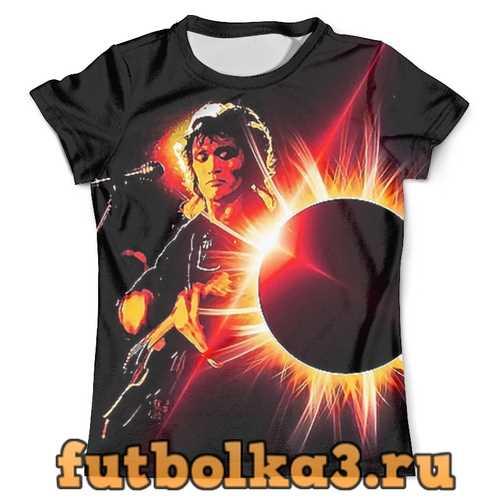 Футболка Виктор Цой (группа Кино)_ мужская