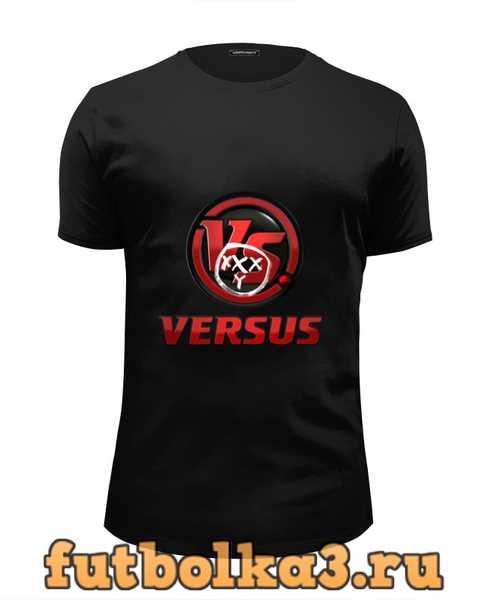 Футболка VS Oxxxymiron_ARSB мужская