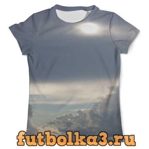 Футболка Выше облаков! мужская