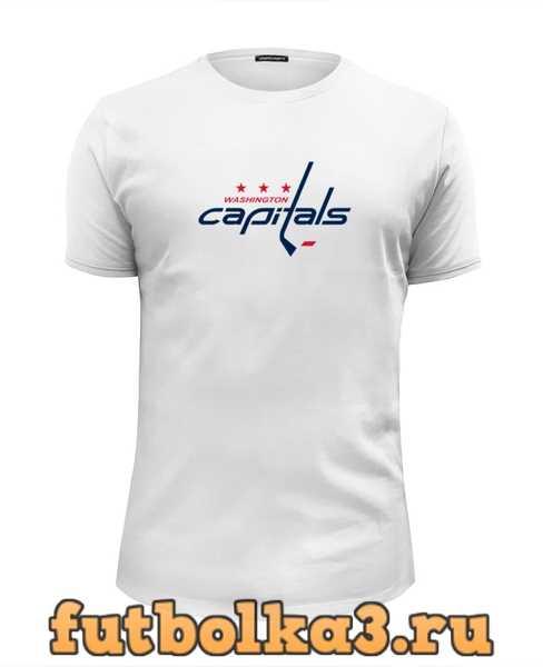 Футболка Washington Capitals мужская
