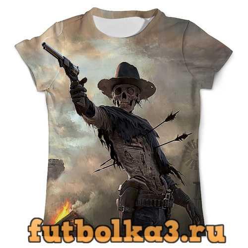 Футболка WesternSkull (2) мужская