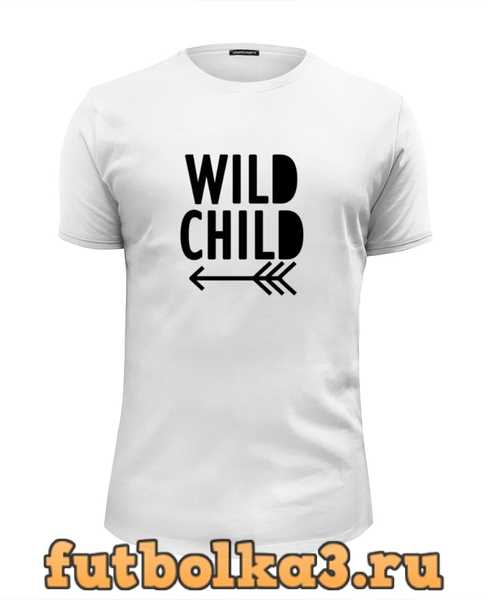 Футболка Wild Child мужская