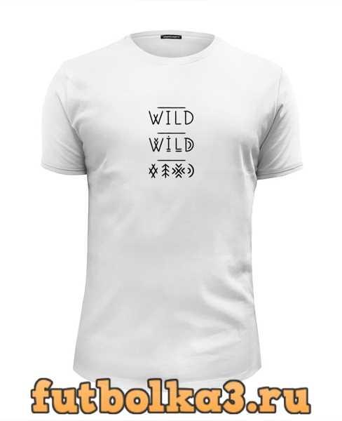 Футболка Wild Wigwam мужская
