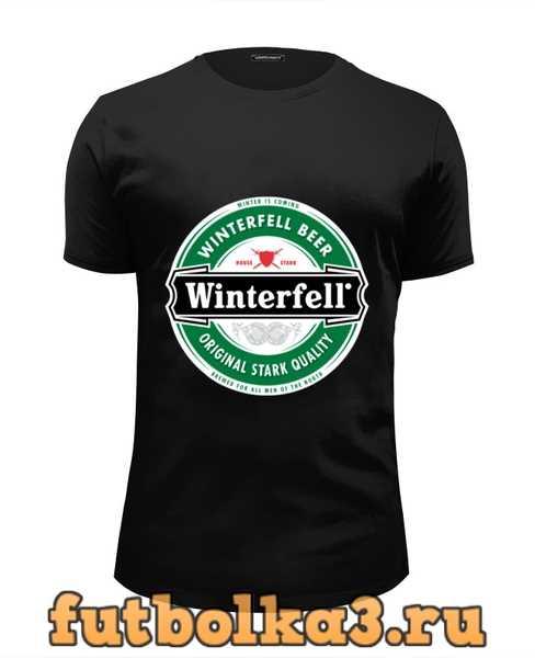 Футболка Winterfell мужская