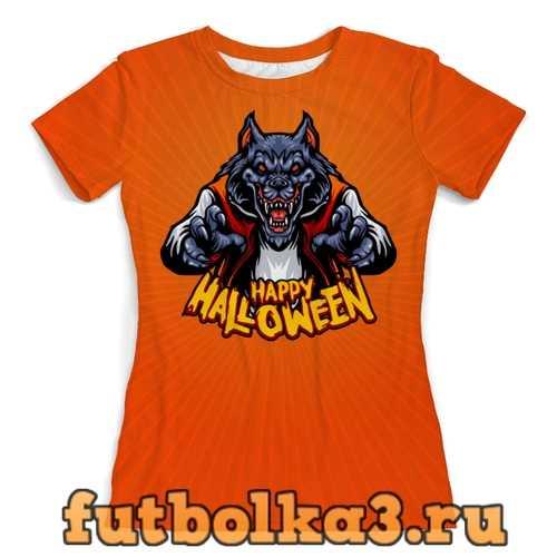 Футболка WolfMan женская