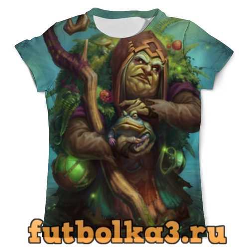 Футболка Жаба (Джаггернаут) мужская