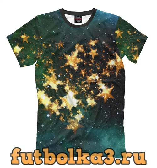 Футболка Abstract мужская