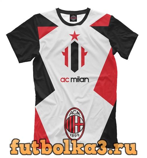 Футболка Ac milan мужская