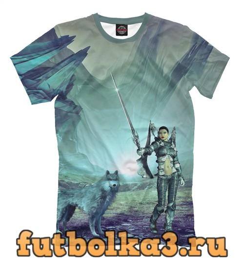 Футболка Amazone мужская
