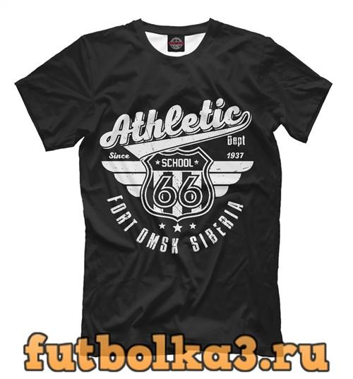 Футболка Athletic dept 66 мужская