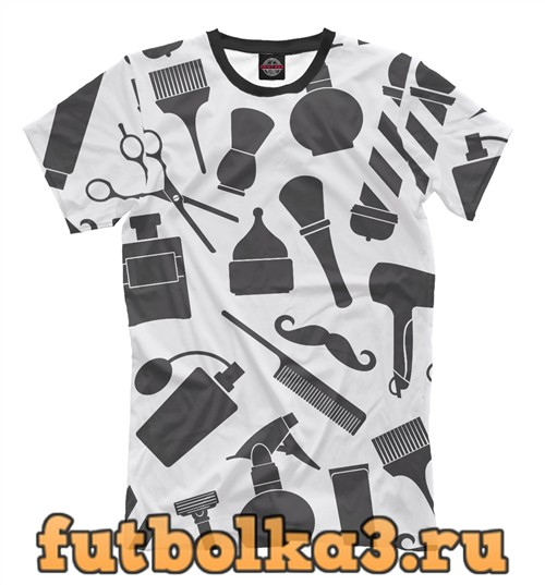 Футболка Барбер мужская