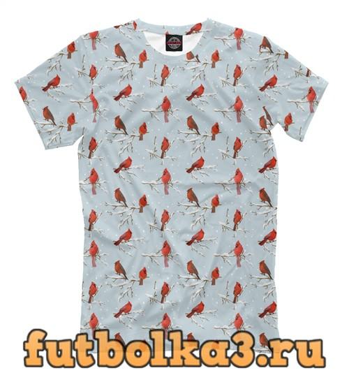 Футболка Birdy forest мужская