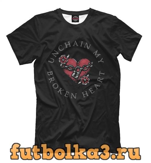 Футболка Brokien мужская