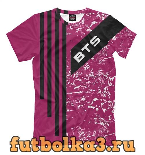 Футболка Bts мужская
