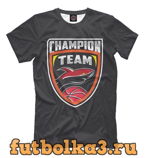 Футболка Champion team мужская