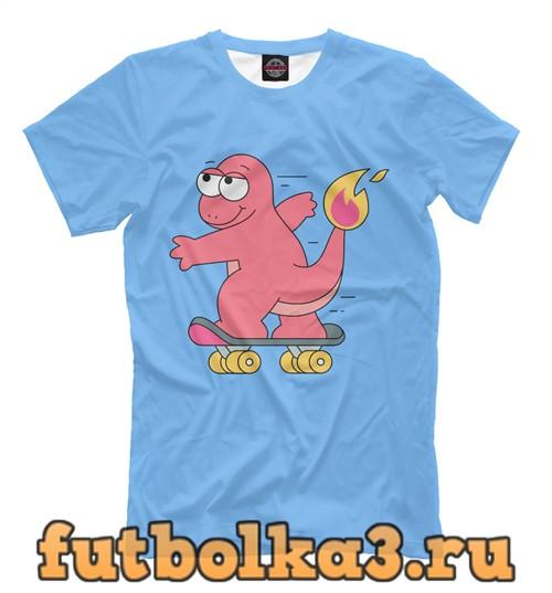 Футболка Charizard мужская